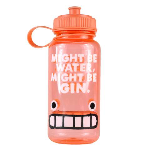 Water Bottle Could Be Water
