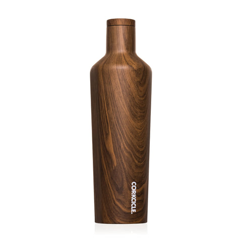 Corkcicle 25oz Canteen Walnut