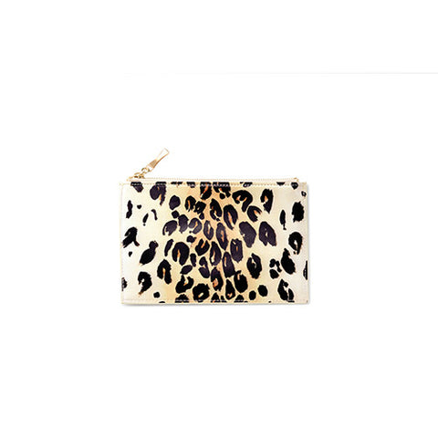 Pencil Pouch Leopard