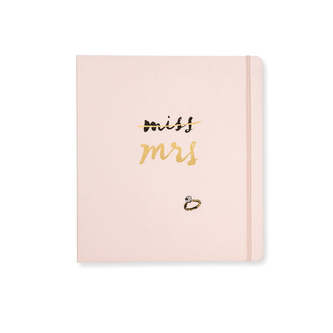 Kate Spade - Miss to Mrs Bridal Planner