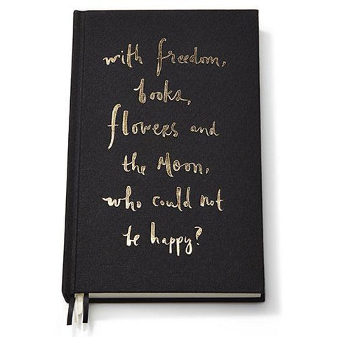 Kate Spade - Linen Journal Wit & Wisdom
