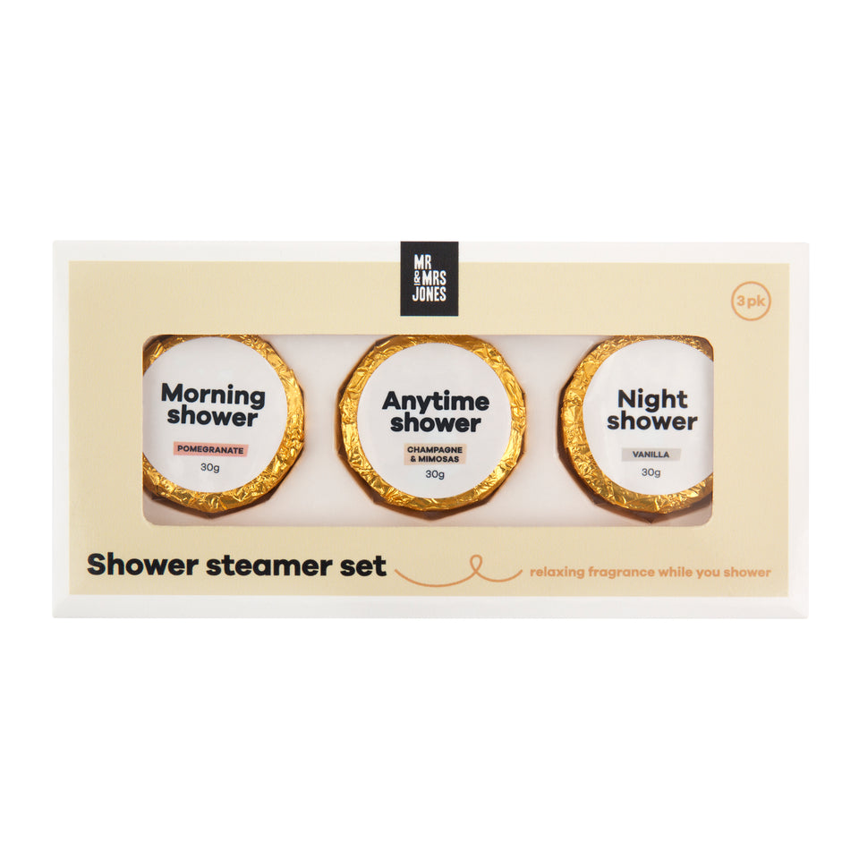 Shower Steamer Pack Sense