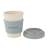 8 oz Bamboo Coffee Cup | Concrete