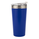 Coffee Cup Steel 16 oz Indigo