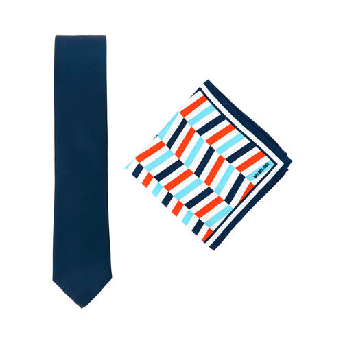 Suit up Tie & Pocket Square Set