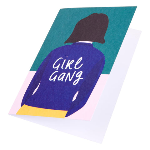 Girl Gang Card
