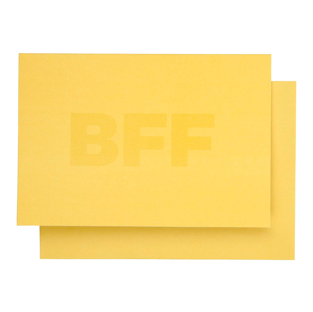 Card For Person BFF