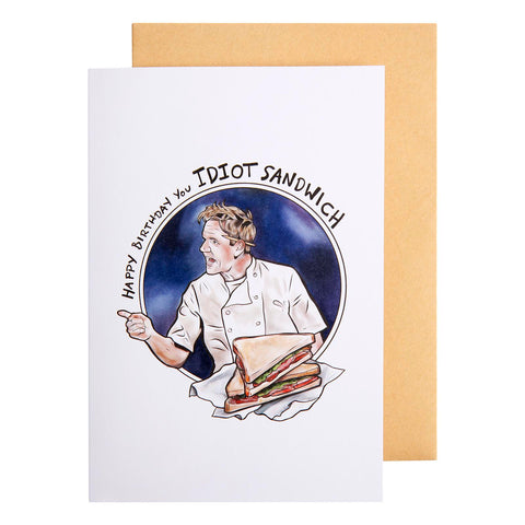 Card Pop Culture Ramsay