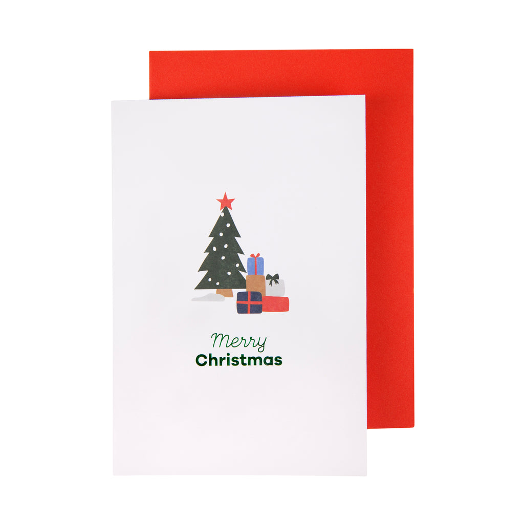 Card Destination Merry Christmas