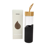 Bamboo Water Bottle | Onyx