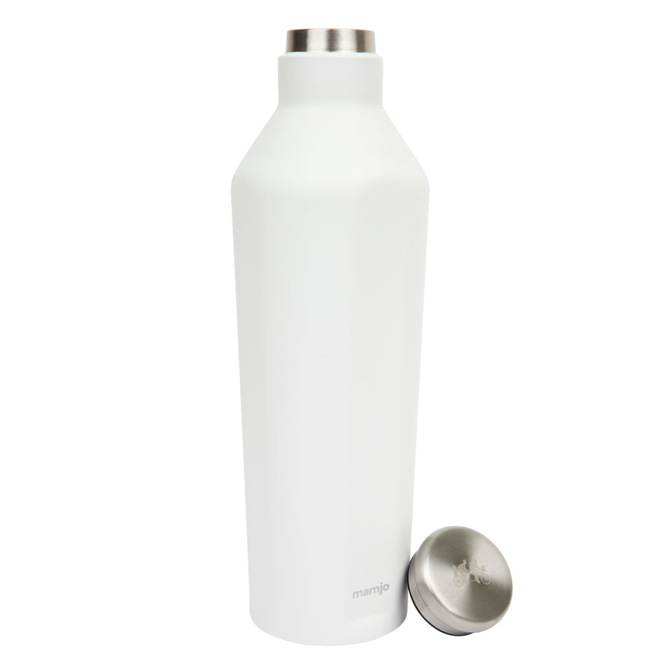 Metal Hydration | White