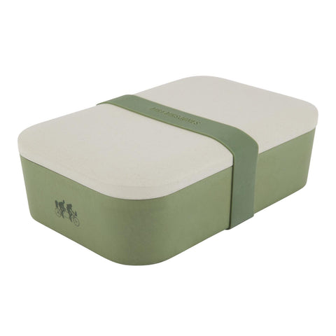 Lunch Box Bamboo Single Army