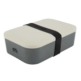 Lunch Box Bamboo Single Concrete