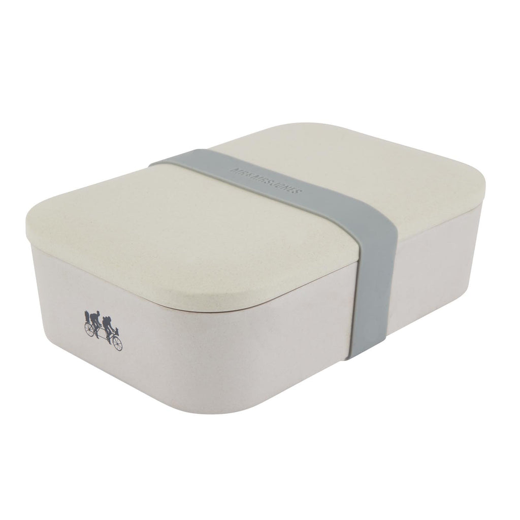 Lunch Box Bamboo Single Dust
