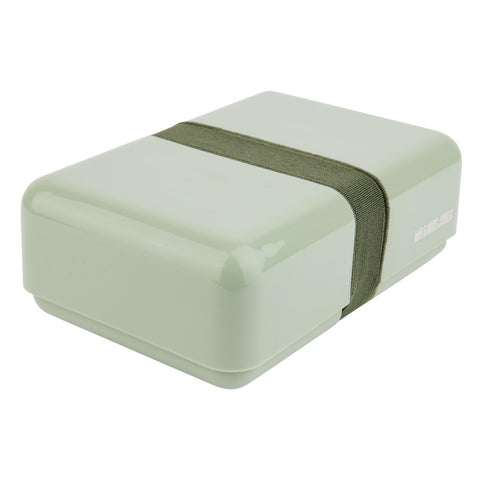Lunch Box Plastic Single Army