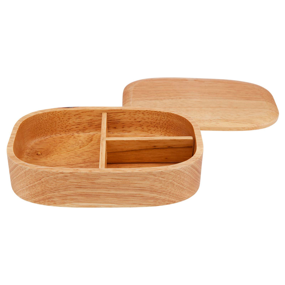 Thoughtful Lunch Box | Wood