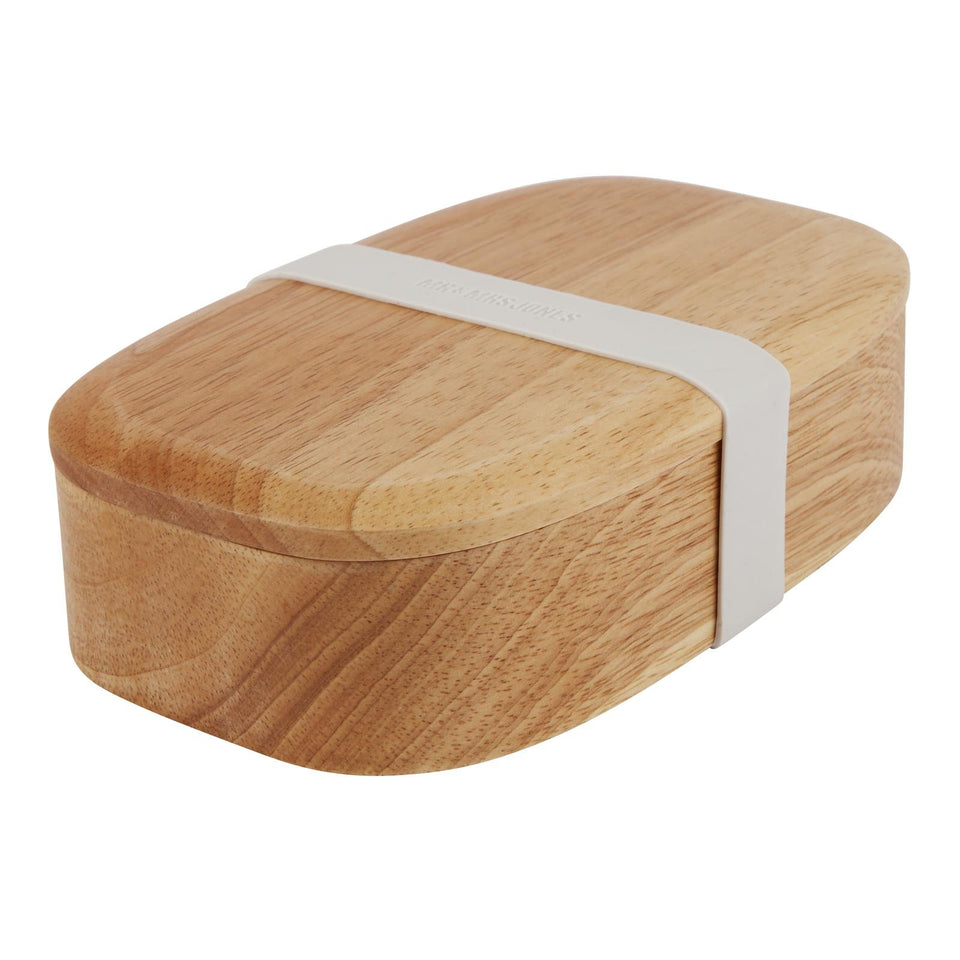 Lunch Box Wood