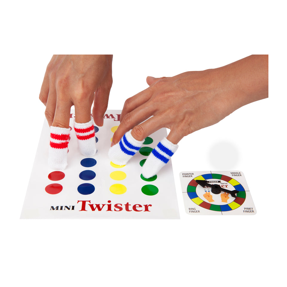 Finger Game Twister