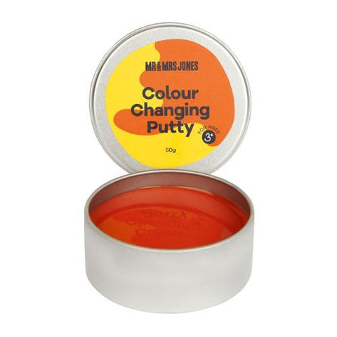 Colour Changing Putty
