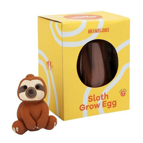 Sloth Grow Egg