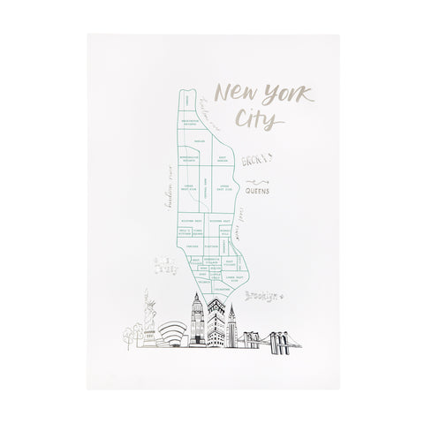 Wanderlust Art Print | New York
