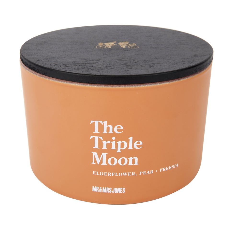 The Triple Moon | 3 Wick Candle