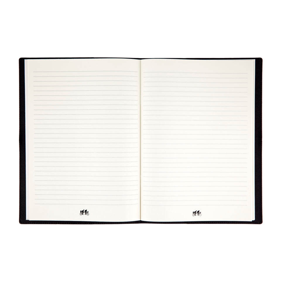 Notebook Washable Paper Black