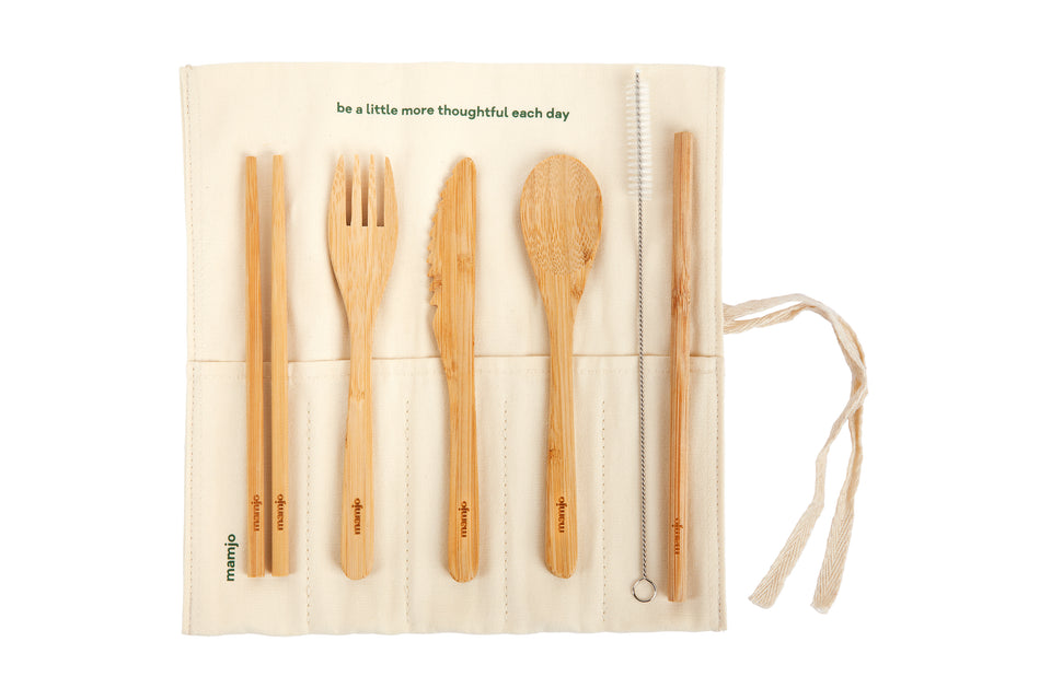 Thoughtful Cutlery Set Bamboo