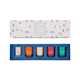 5 Pack Sampler Christmas Candles