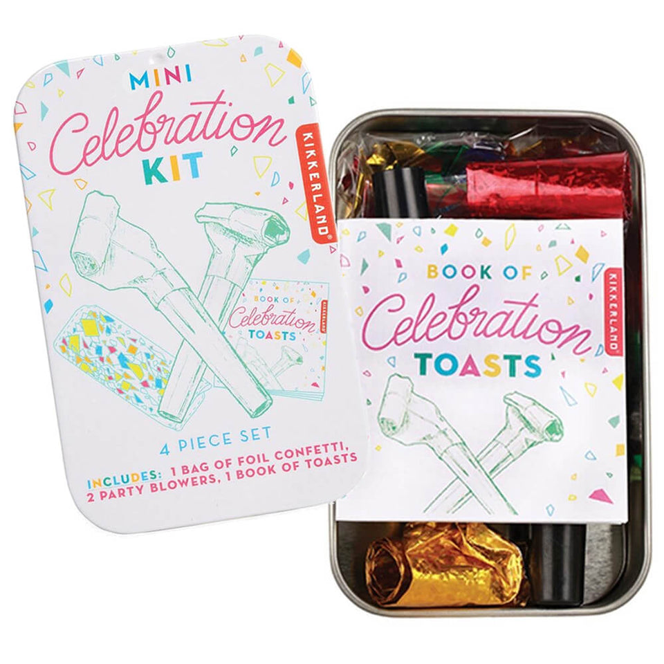 Travel Celebration Kit