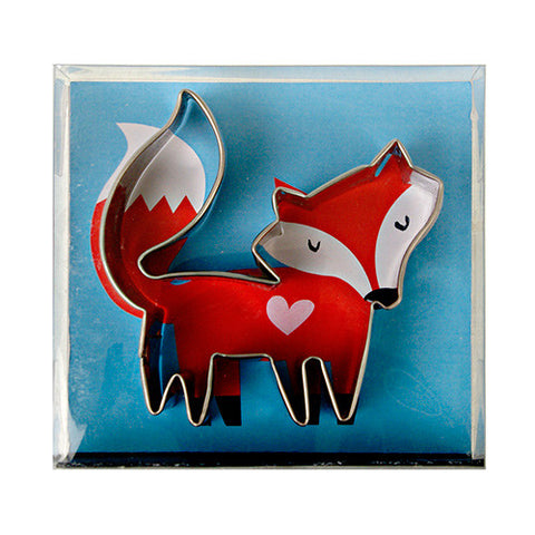 Cookie Cutter - Fox