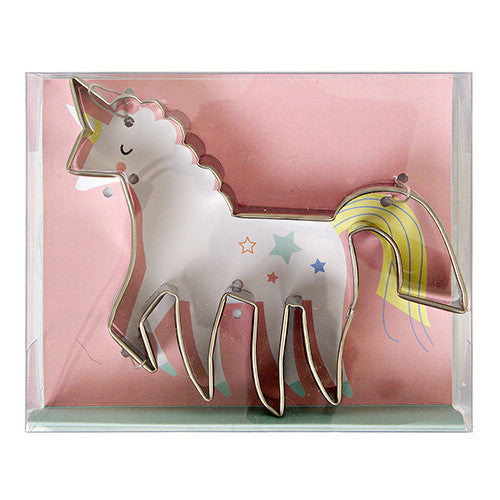 Unicorn Cookie Cutter | Meri Meri - mamjo