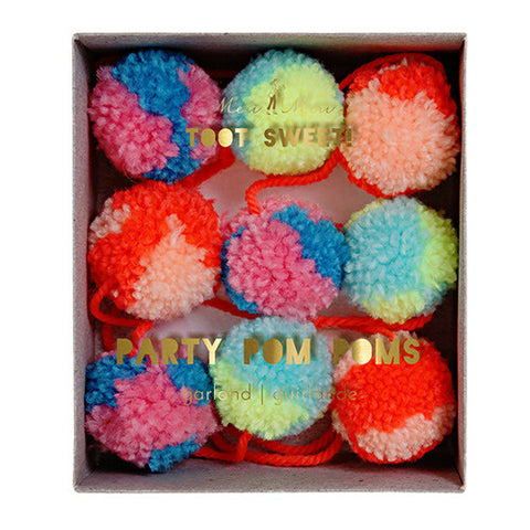 Garland Party Pom Pom