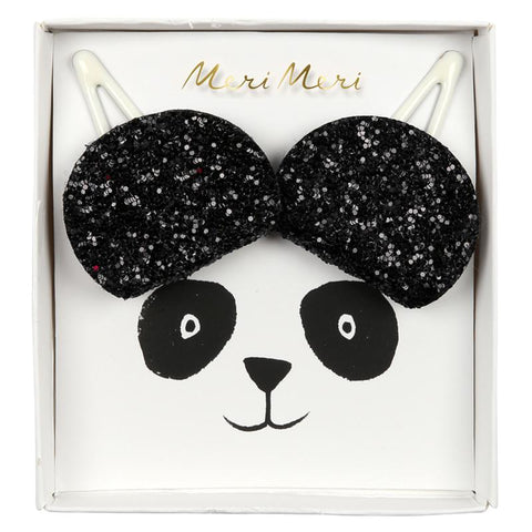 Hair Clips Panda Ear