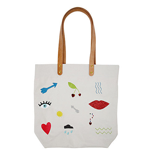 Tote Bag - Icons