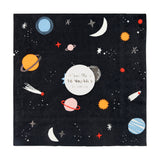 Space Napkins Lg