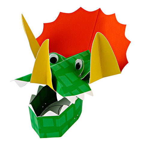 Dinosaur Party Hats 8Set
