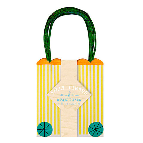 Silly Circus Party Bags 8 Set