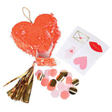 Mini Pinata Favours Heart