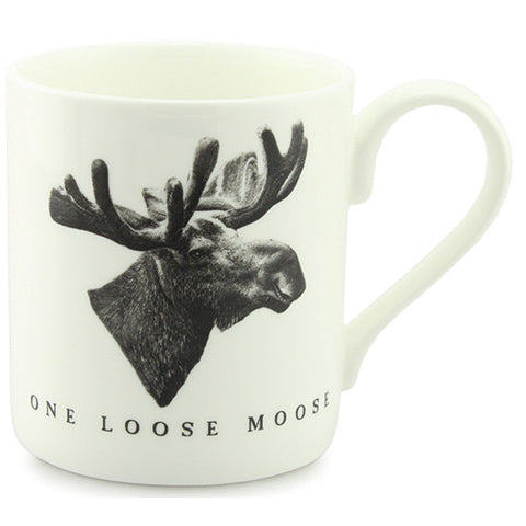 One Loose Moose Mug