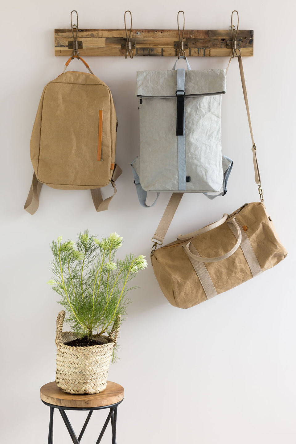 Duffle Bag | Washable Paper