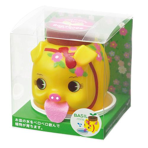 Bootan Piggy Yellow