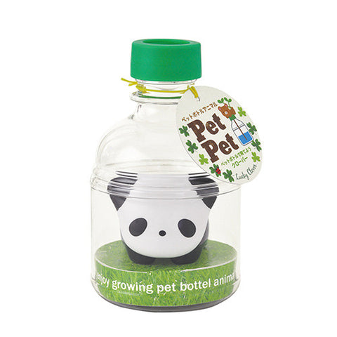 Pet Pet Panda White Clover