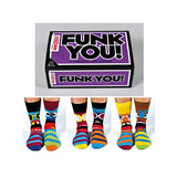 Odd Socks Mens - Funk You