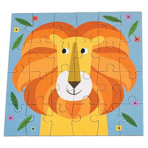 Mini Puzzle - Charlie The Lion