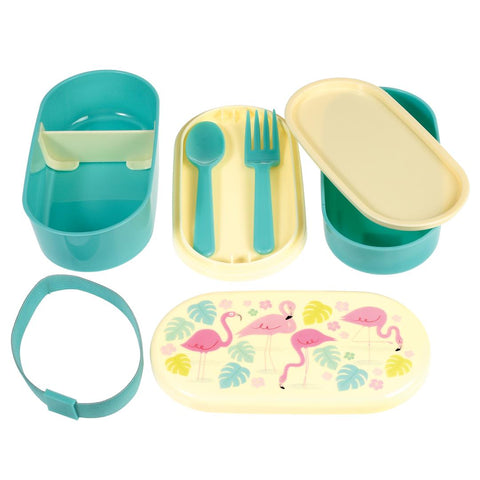 Bento Box - Flamingo Bay