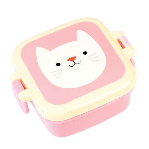 Cat Mini Snack Pot