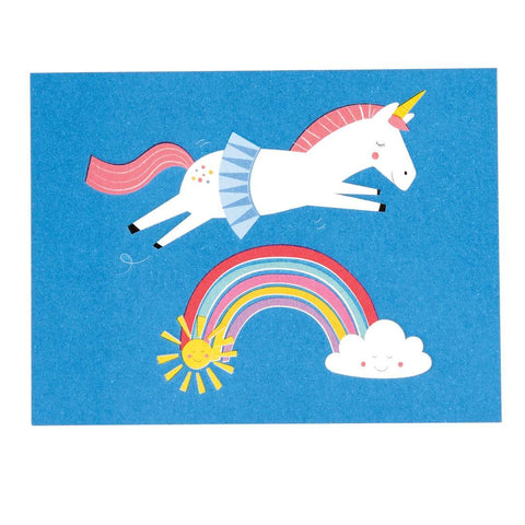 Card - Unicorn