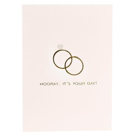 Card - Hooray Its Your Day