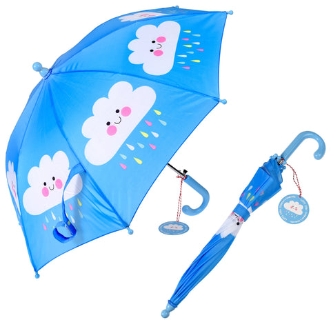 Kids Umbrella - Happy Cloud